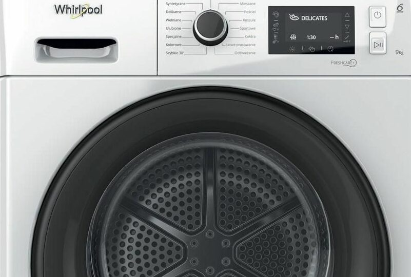 Whirlpool EFTD9X3BPL