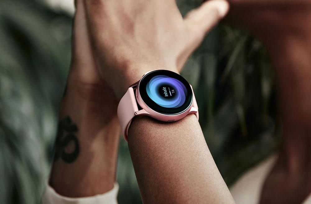 wear os smartwatch samsung