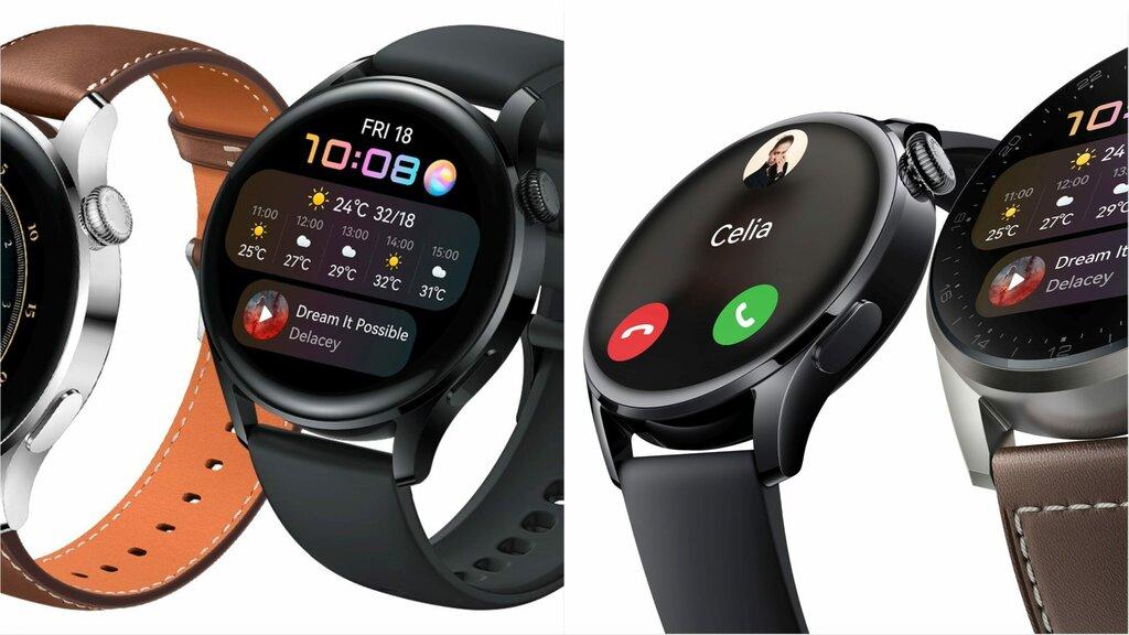 Huawei Watch 3 i Watch 3 Pro