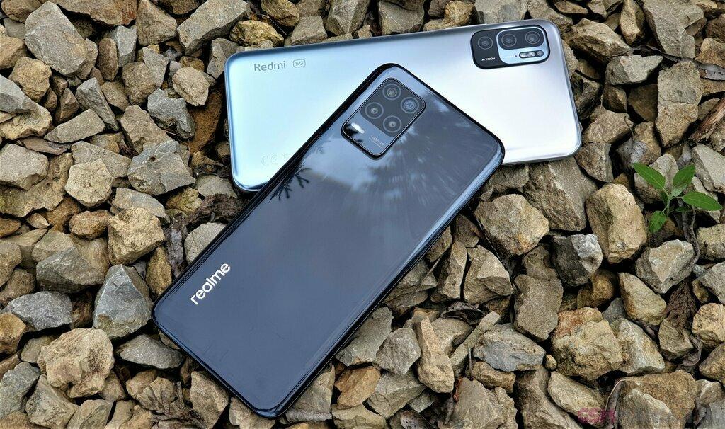 realme 8 5G vs Xiaomi Redmi Note 10 5G (15)
