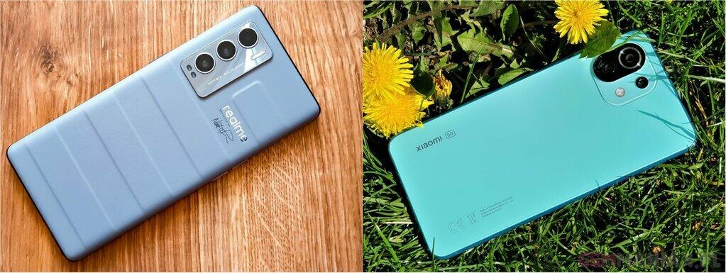 realme GT Master Edition vs Xiaomi Mi 11 Lite 5G