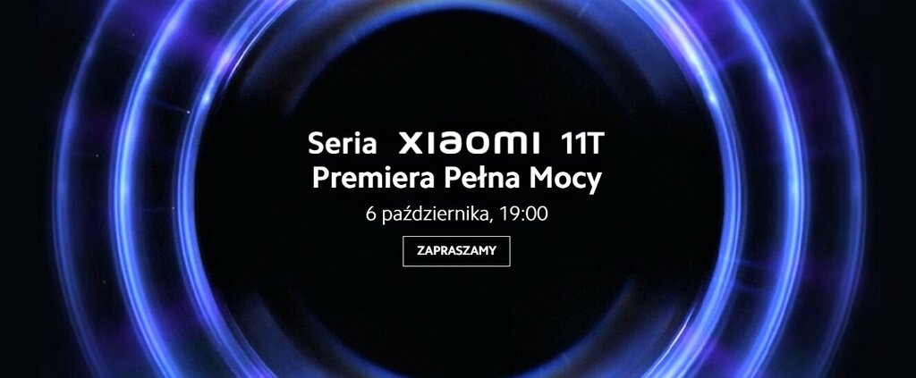 Premiera pełna mocy — nowości Xiaomi już w Polsce